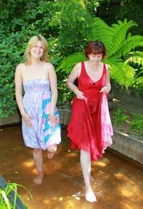 Chalice Garden - Glastonbury