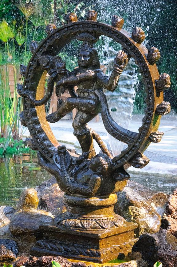 Bronze statue of Shiva Nataraja - Lord of Dance