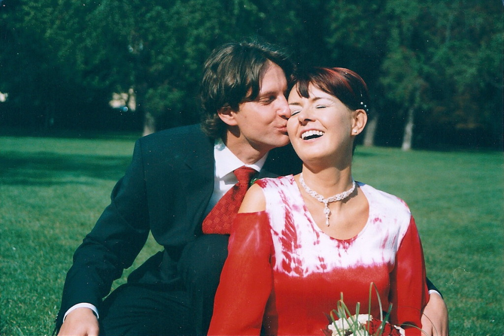 Naše svatba foto 5