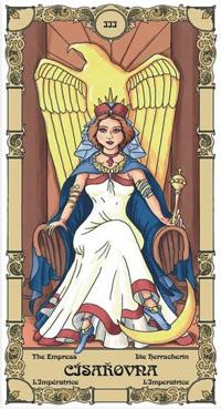 tarot-karta-cisarovna